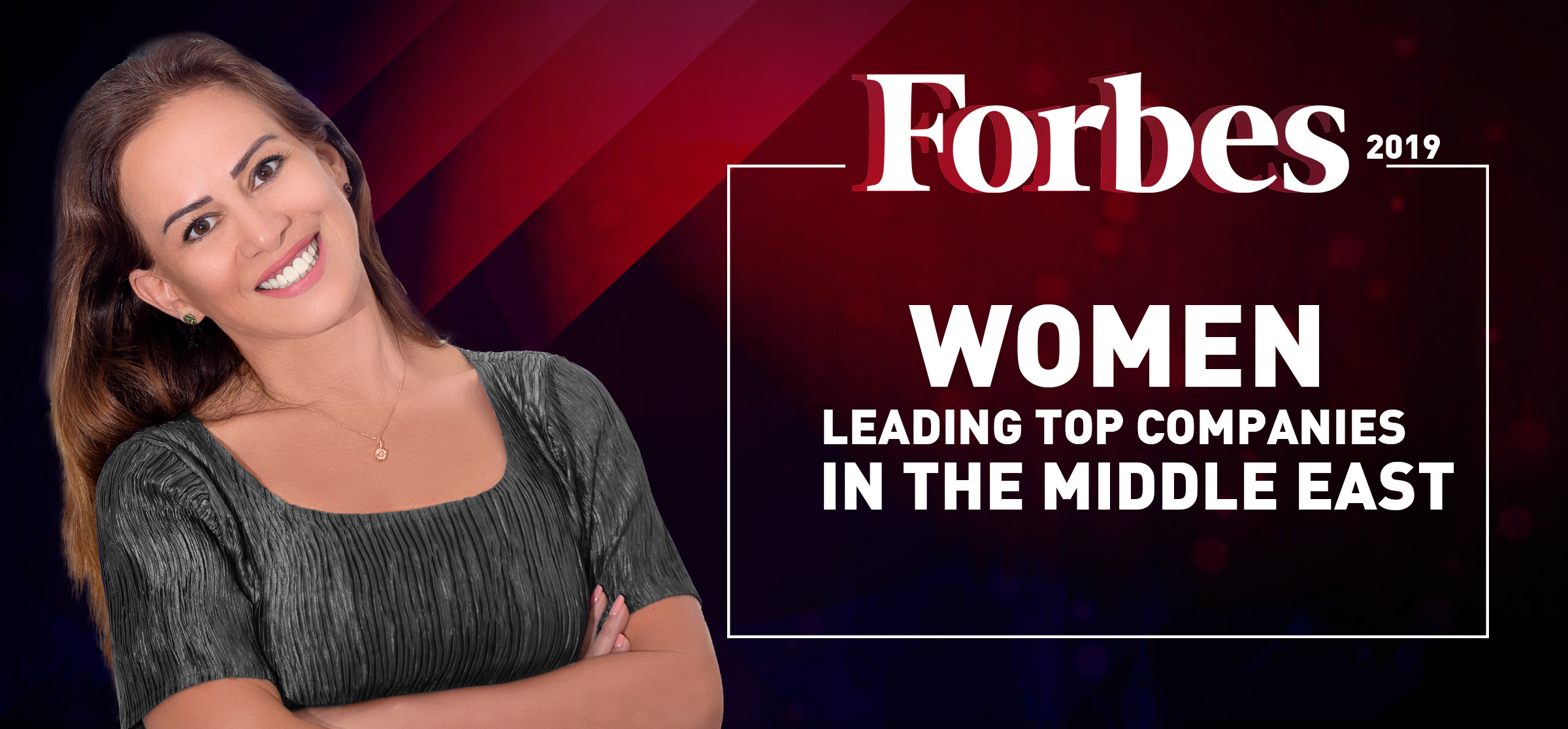 INGOT Group Earns Spot on Forbes List of Women Leading Top Companies in the Middle East